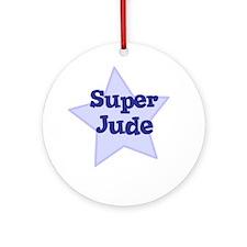 Super Jude Ornament (Round)