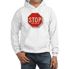 Stop Snitchin' Hoodie