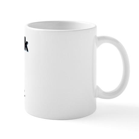 Teamwork - Black Mug