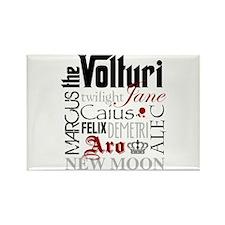 The Volturi Rectangle Magnet