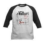 The Volturi Kids Baseball Jersey