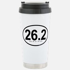 26.2 Marathon Stainless Steel Travel Mug