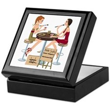 Seminole Sushi Girls Keepsake Box