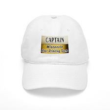 Wisconsin Beer Drinking Team Baseball Cap