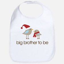 birdie big brother t-shirts christmas Bib