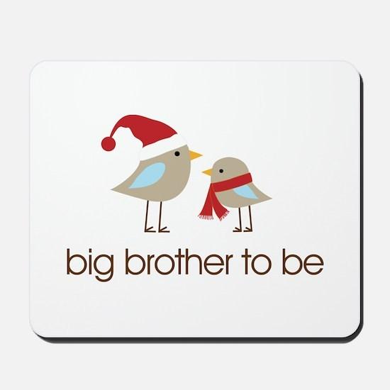 birdie big brother t-shirts christmas Mousepad