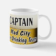 Mad City Beer Drinking Team Mug