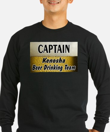 Kenosha Beer Drinking Team T