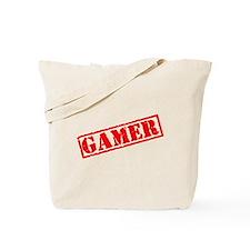 Gamer Stamp Tote Bag