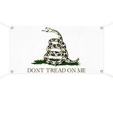 Gadsden Flag - Banner