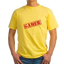 Gamer Stamp T