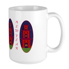 Chinese New Year Large Mug