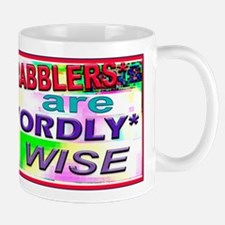 WORDLY WISE Mug