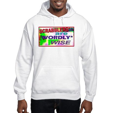 WORDLY WISE Hooded Sweatshirt