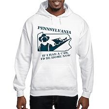 Vintage Pennsylvania Jumper Hoody