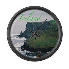 Ireland Large Wall Clock