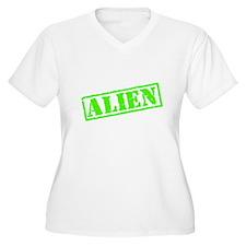 Alien Stamp T-Shirt