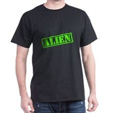 Alien Stamp T-Shirt