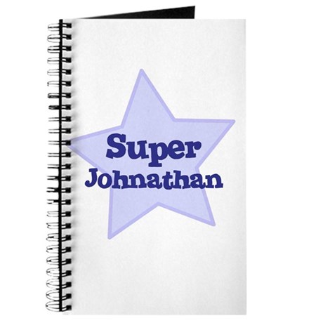 Super Johnathan Journal