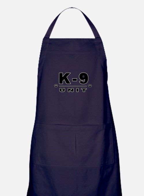 K-9 UNIT Apron (dark)