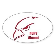RUHS Alumni Decal