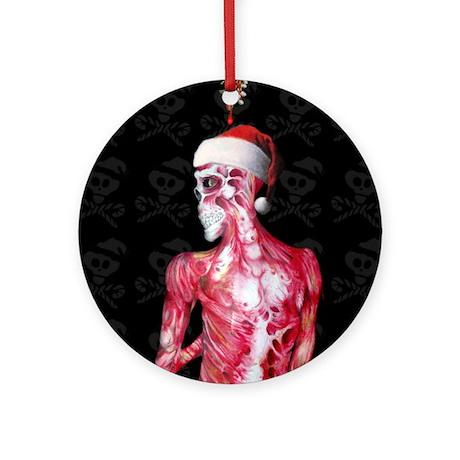 Dead Mistletoe Ornament (Round)