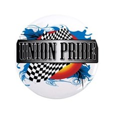 "Racey Union Pride 3.5"" Button (100 pack)"
