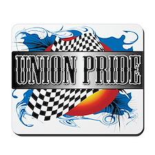 Racey Union Pride Mousepad
