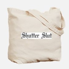 Shutter Slut Tote Bag
