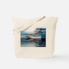 Holy Land Cruise - Tote Bag