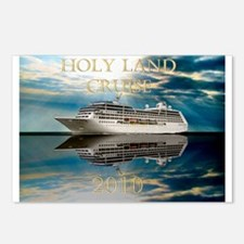 Holy Land Cruise - Postcards (Package of 8)