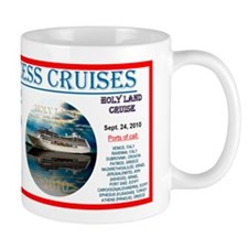 Black Sea & Holy Land Cruise - Mug