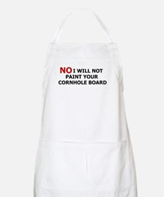 NO I Will Not Apron
