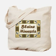 Blaine Loon Tote Bag