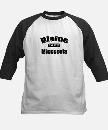 Blaine Established 1877 Kids Baseball Jersey