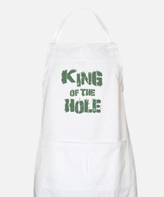 King Of The Hole Apron