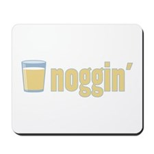 Egg Nog / Noggin' Mousepad