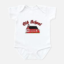 Old School Infant Bodysuit