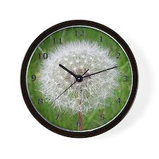 Anita's Allergies Wall Clock