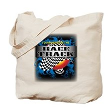 Race Track Tote Bag