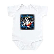 Race Track Infant Bodysuit