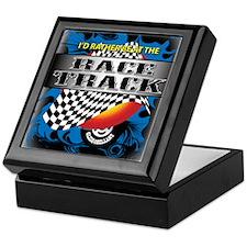 Race Track Keepsake Box