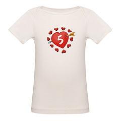 5th Valentine Tee