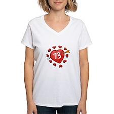 73rd Valentine Shirt