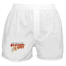 Unique Redskins Boxer Shorts