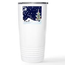 Xmas Moose Travel Mug