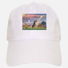 Cloud Angel - Dobie (B) Baseball Baseball Cap