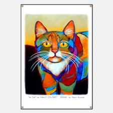 Cat-of-Many-Colors Banner