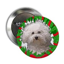 """Bolognese Christmas 2.25"""" Button (10 pack)"""