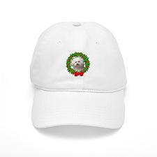 Bolognese Christmas Baseball Cap